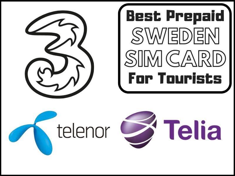 Best Prepaid Sweden Sim Card for Tourists - Traveltomtom net