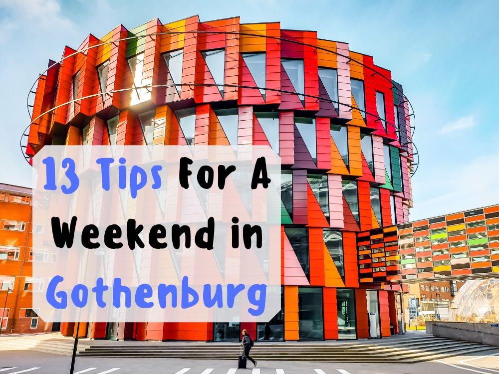 shopping göteborg tips