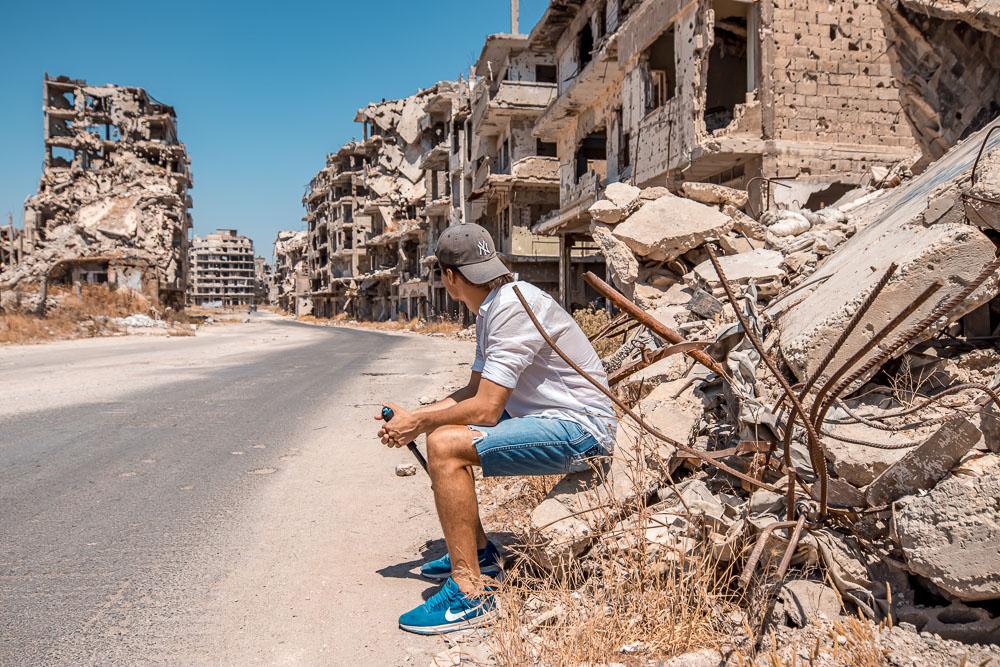 homs syria 2019
