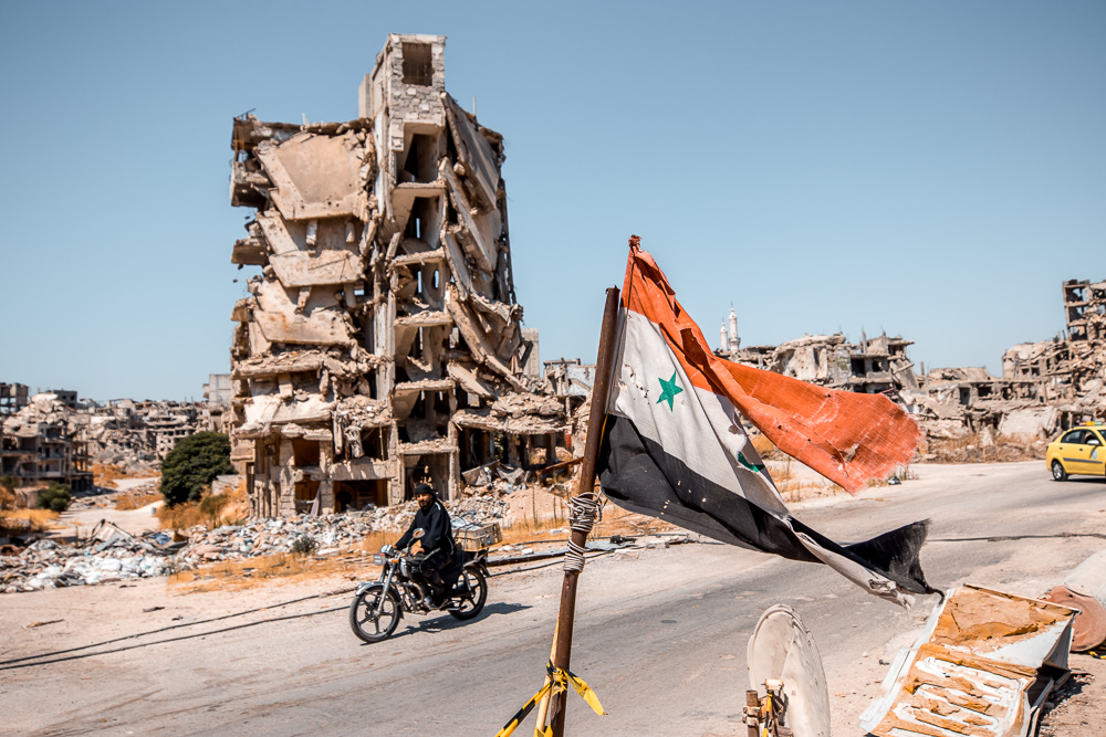 travel to syria 2019