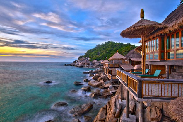 Koh Tao Best Beach Huts