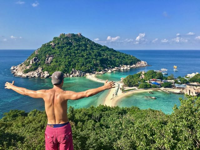 best things to do in koh tao