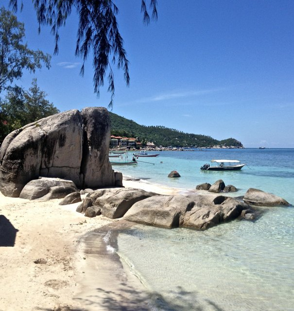 Things Are Changing In Koh Tao Where It Has Always Been An Exclusive Divers Paradise More And People Make The Trip To Island Not Only For