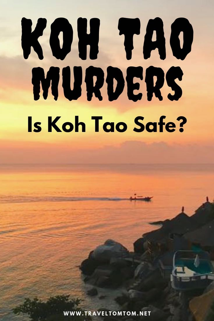 is koh tao safe