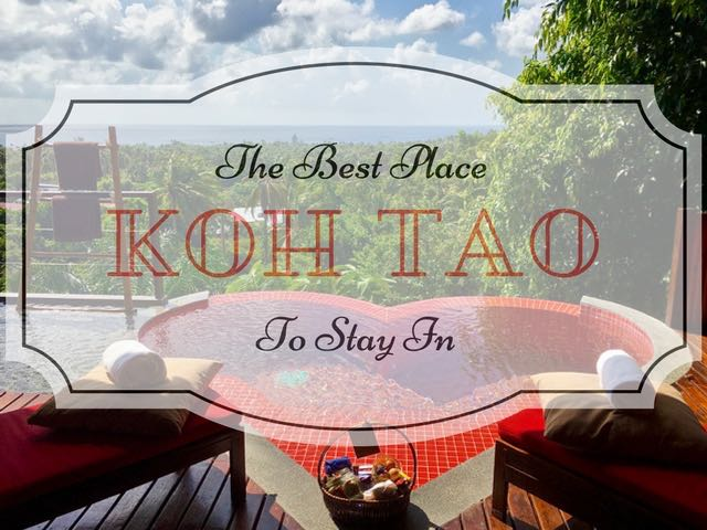 best place to stay in koh tao 10