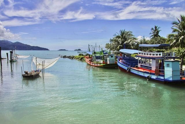 Koh Chang travel