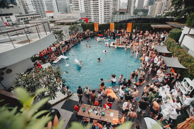 pool parties in bangkok