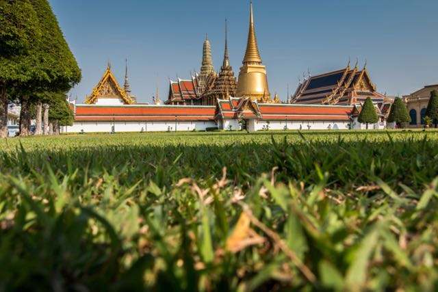 thailand tourism temples grand palace