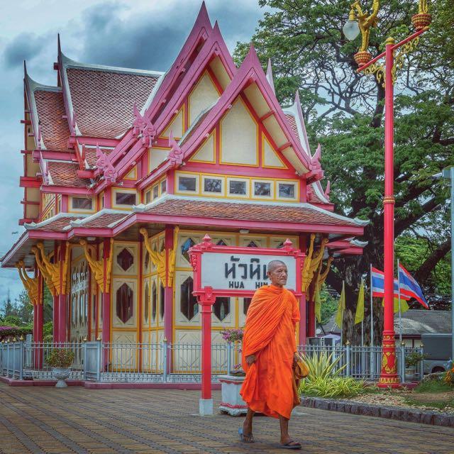 thailand trip culture