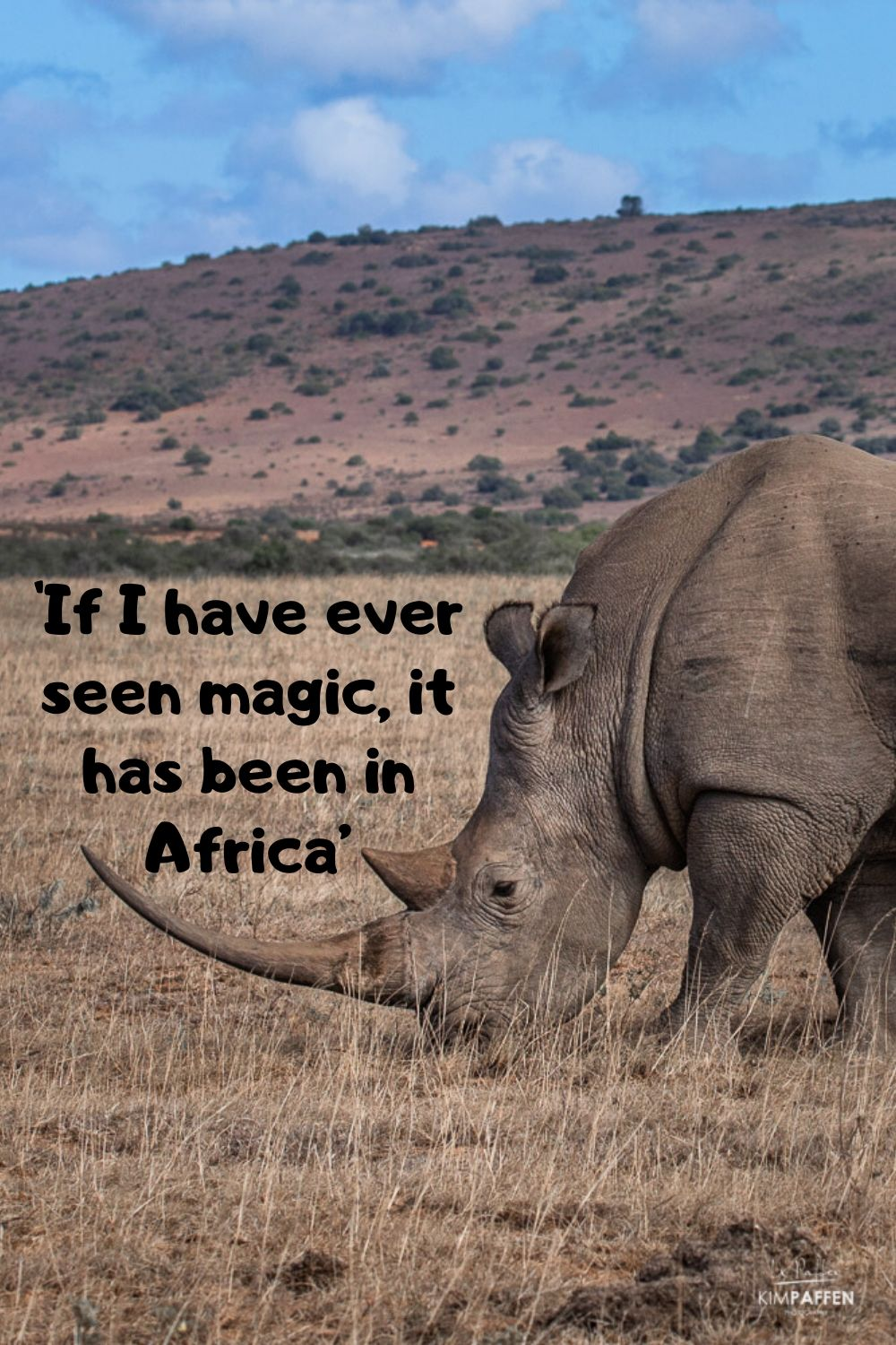 africa quotes about safari 4