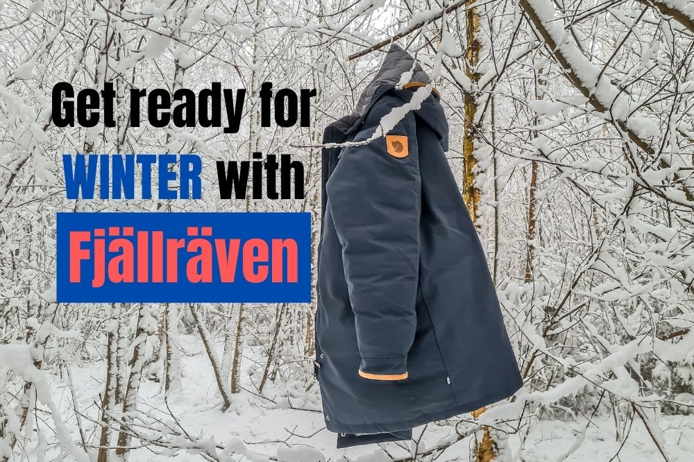 Ready for Winter with Fjällräven | Review