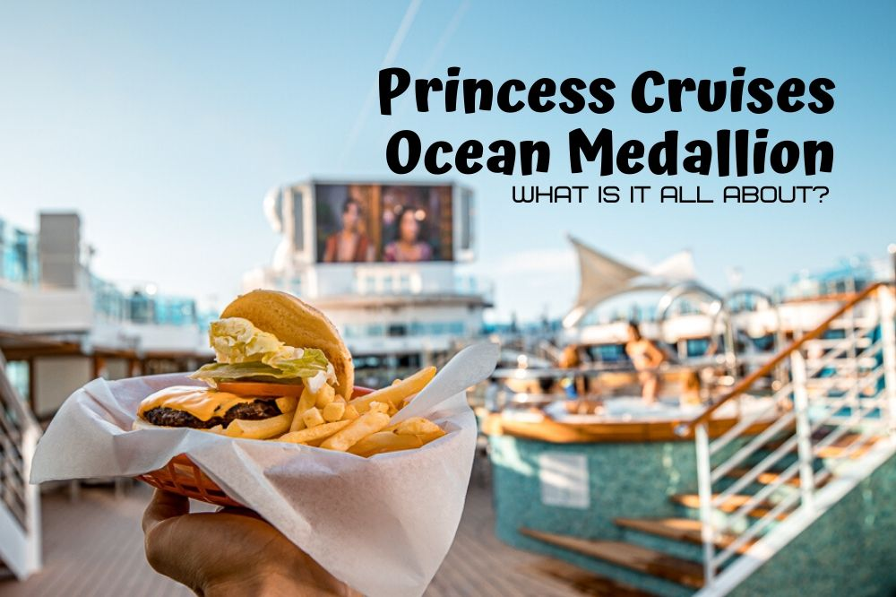 Everything You Need To Know About Ocean Medallion from Princess Cruises