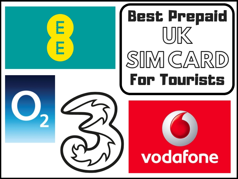 Best Prepaid UK Sim Card For Tourists in 2019 - Traveltomtom