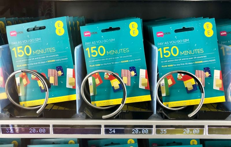 ee uk sim card for tourists