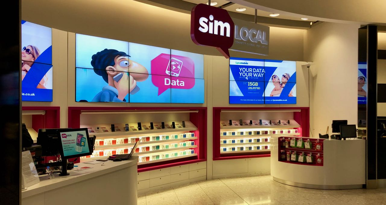 sim local london heathrow