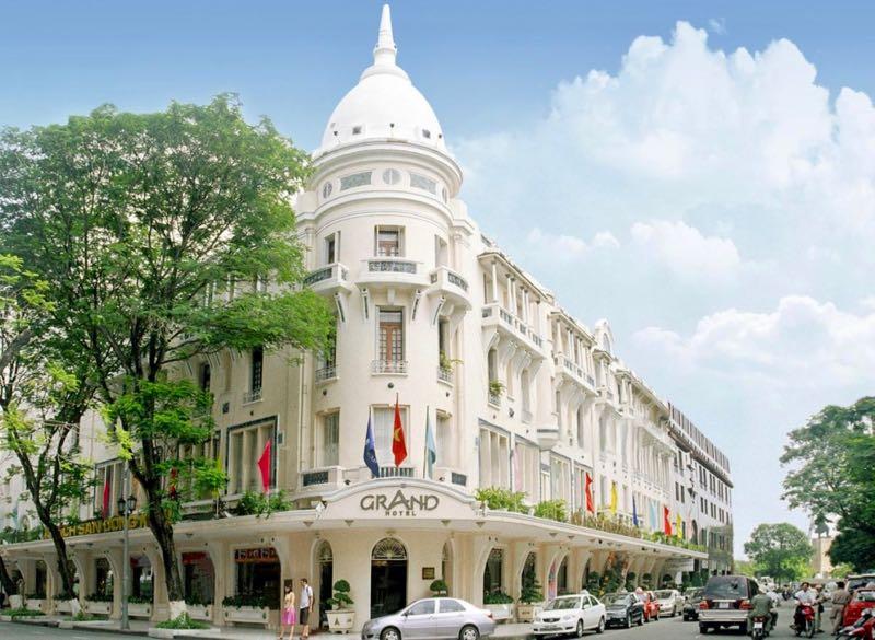 Review Grand Hotel Saigon Ho Chi Minh City Traveltomtom Net
