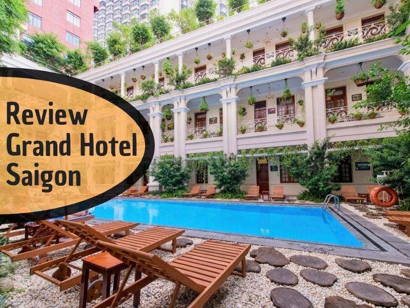 Grand Saigon Hotel
