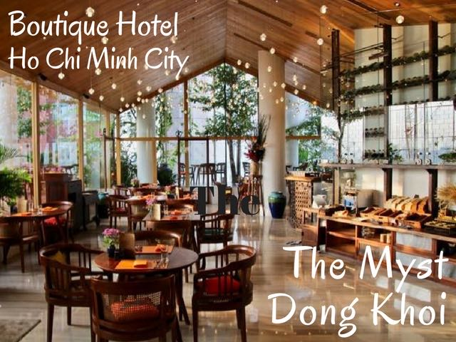 Best boutique hotel in ho chi minh city the myst dong for Best boutique hotels in us