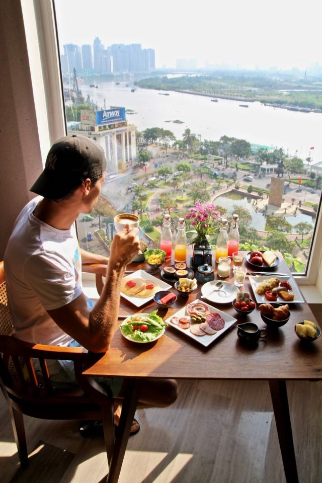 best boutique hotel in ho chi minh city 4