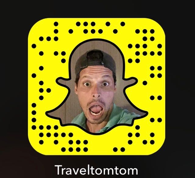 snapchat traveltomtom