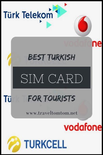 Best Turkey sim card for tourists