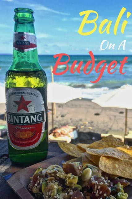 How to do bali on a budget