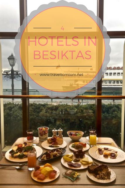 luxury hotels in besiktas