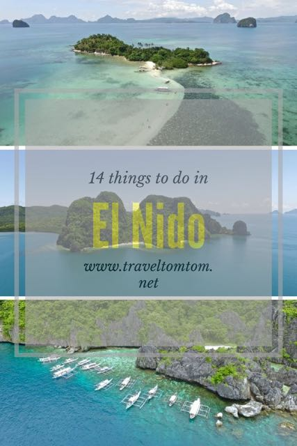 things to do in el nido 10