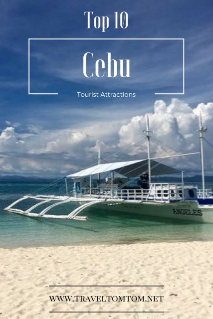 tourist attractions Cebu
