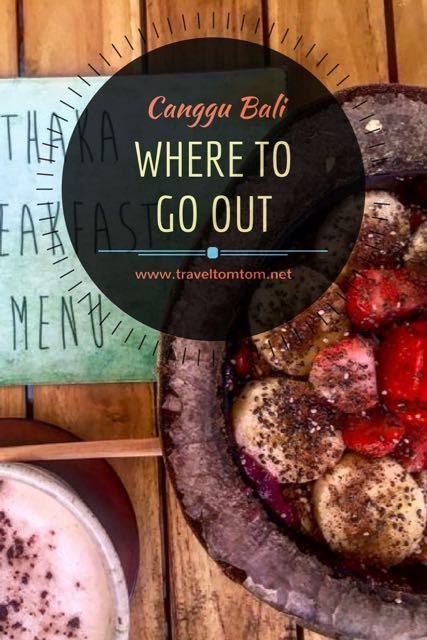 where to eat in canggu bali