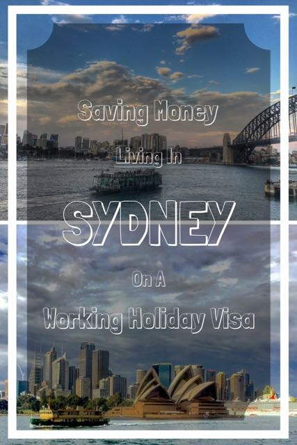 working and living in sydney