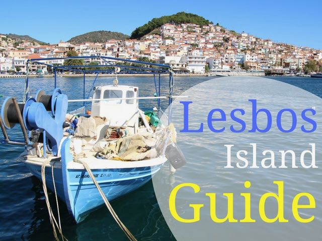 trip to lesbos greece