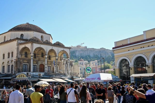 sightseeing in athens 3