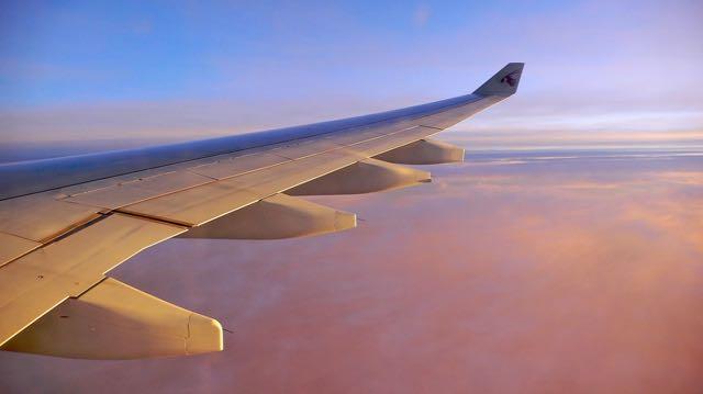 flying qatar airways business class