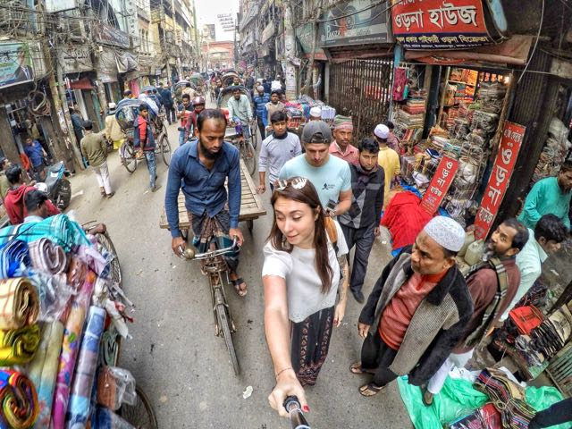 streets of old dhaka