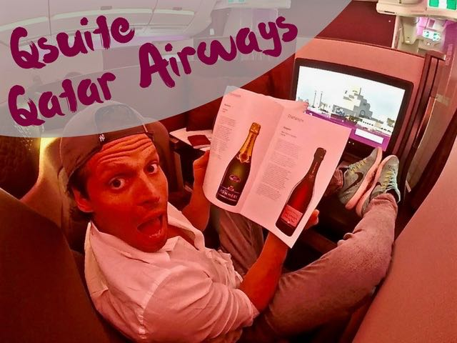 Flying The New Qsuite: Qatar Airways Business Class (+video)